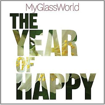 My Glass World - Year of Happy [CD] USA import