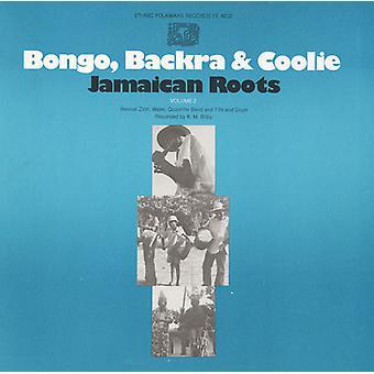 Bongo Backra & Coolie: Roots giamaicano - Vol. 2-Bongo Backra & Coolie: importazione USA Roots giamaicano [CD]