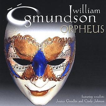 William Ogmundson - Orpheus [CD] USA import