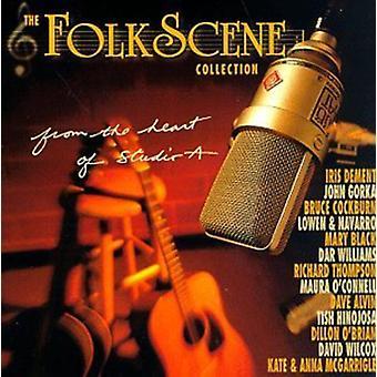 Folkscene Collection - Folkscene Collection [CD] USA import