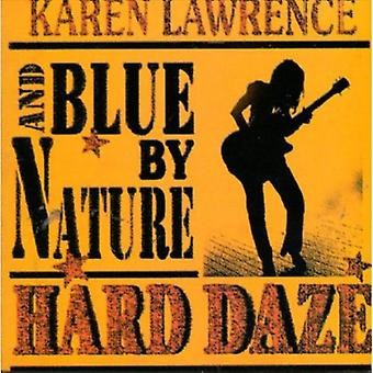 Blå av naturen - hårda Daze [CD] USA import