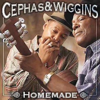 Kefas/Wiggins - hjemmelavet [CD] USA importerer