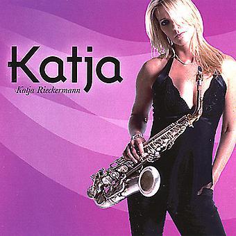 Katja Rieckermann - importazione USA Katja [CD]