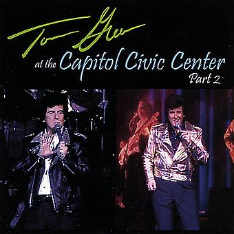 Tom Green - At the Capitol Civic Center Pt. 2 [CD] USA import
