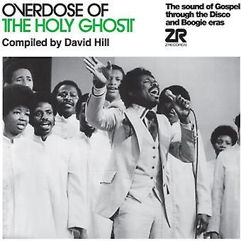 Overdosis af Helligånden udarbejdet af David Hill - overdosis af Helligånden udarbejdet af David Hill [CD] USA import