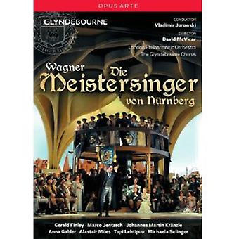 R. Wagner - Die Meistersinger Von Nurnberg [DVD] USA import
