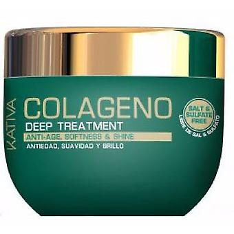 Kativa Il collagene Mask 250 ml. (Capillari , Maschere per capelli)