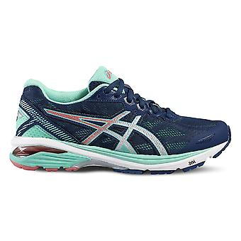 ASICS women's running shoe stability GT-1000 5 blue - T6A8N-5893