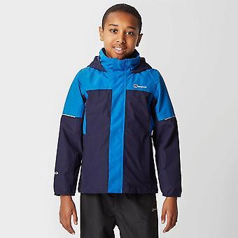 Blue Berghaus Kids' Carrock 3 in 1 Jacket