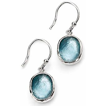 925 Silver Glass Earring