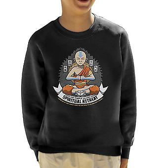Spiritual Retreat Avatar The Last Airbender Kid's Sweatshirt
