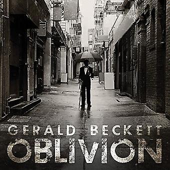 Gerald Beckett - glemsel [CD] USA import