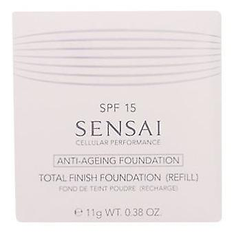 Kanebo Cp Sensai Total Finish Anti Ageing Foundation Refill # November 24 Gr