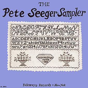 Pete Seeger - Pete Seeger märkduk [CD] USA import