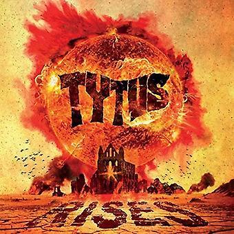 Tytus - stiger [CD] USA importerer