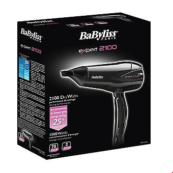 Babyliss Secador De Pelo Expert Plus 2100W Blanco (Hair care , Hairdryers)