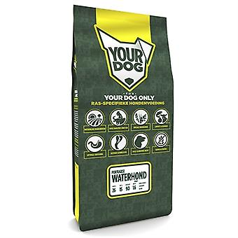 YOURDOG PORTUGESE WATERHOND PUP 12 KG