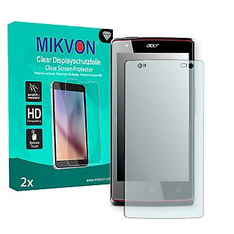 Acer Liquid UI Screen Protector - Mikvon Clear (Retail Package with accessories)