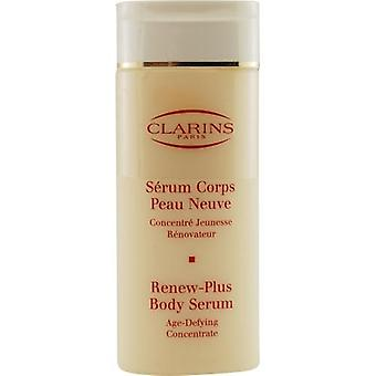 Clarins By Clarins Renew Plus Body Serum--200Ml/6.8Oz