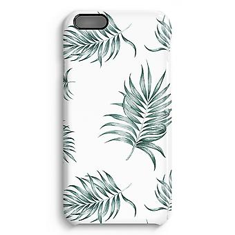 iPhone 6 Plus Full Print Case (Glossy) - Simple leaves