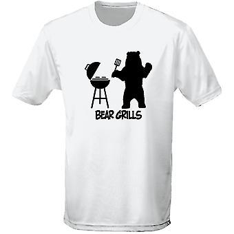 Bear Grills Mens T-Shirt 10 Colours (S-3XL) by swagwear