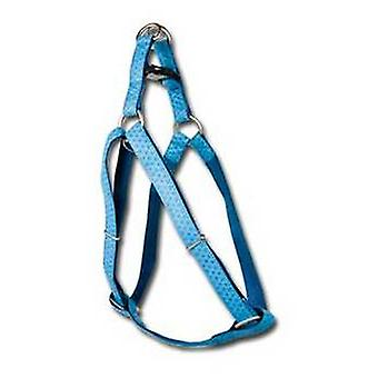 Nayeco Blue Dog Harness MacLeather S (Dogs , Collars, Leads and Harnesses , Harnesses)