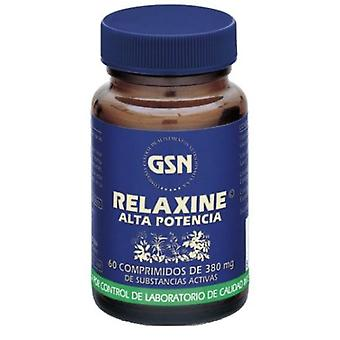 GSN Premium Relaxine 60COMP. 380 Mg. (Vitamins & supplements , Special supplements)