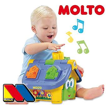 Molto farm Activities (Babies and Children , Toys , Preschool , Puzzles And Blocs)