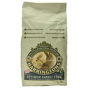 Harringtons Optimum Rabbit Food, 2kg