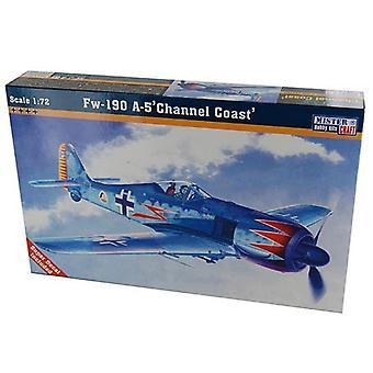 Mister håndværk 1: 72 Focke-Wulf Fw-190 A-5 kanalkysten