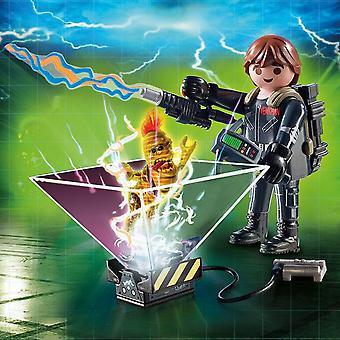 Playmobil Ghostbusters II Cazafantasmas Peter Venkman