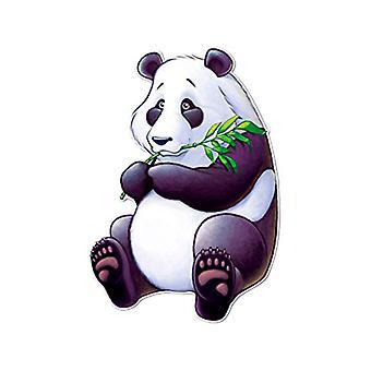 Kinesisk Panda Cutout
