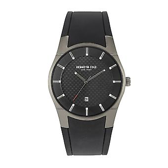 Kenneth Cole New York men's watch wrist watch silicone KC15103003