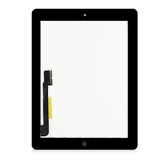 Replacement For iPad 3 - Digitizer Assembly - Black - High Quality