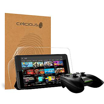 Celicious Impact Anti-Shock Shatterproof Screen Protector Film Compatible with Nvidia Shield