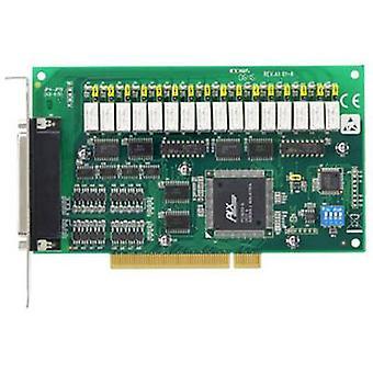 I/O karty przekaźników, nr DI Advantech PCI-1762 wejść: 16 x nr Liczba wyjść: 16 x