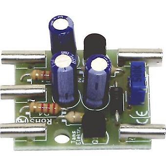 点滅制御回路のハザード ランプ点滅変速