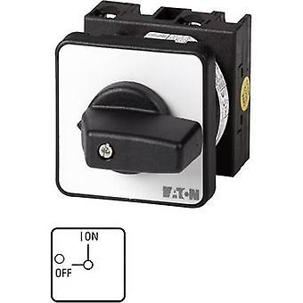 Eaton T0-2-1/E Limit switch 20 A 1 x 90 ° Grey, Black 1 pc(s)