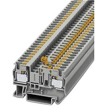 Phoenix Contact PT 4-MT 3211933 N terminal Number of pins: 2 0.2 mm² 4 mm² Grey 1 pc(s)