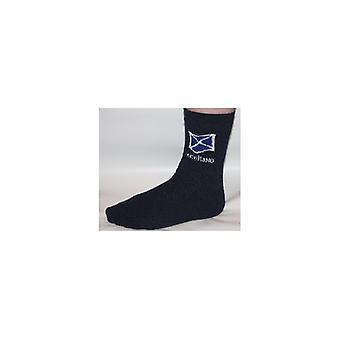 Union Jack usure sautoir Design chaussettes