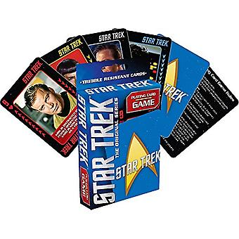 Star Trek Playing Card Game