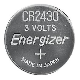 Energizer Lithium Button Cell Battery Cr2430 3 V 2-Blister (DIY , Electricity)