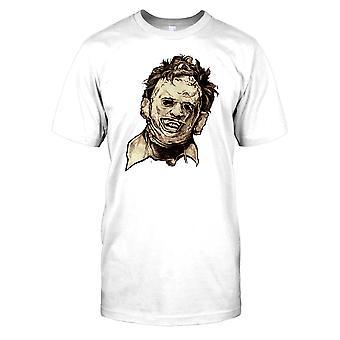 Leatherface - Texas Chainsaw Massacre Mens T Shirt