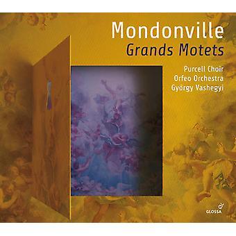 Mondonville, Jean Joseph / coro Purcell - Mondonville: importación de USA de Grands Motets [CD]