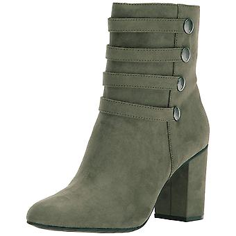 Kenneth Cole REACTION Women's TIME to BE Ankle Bootie with Faux Button Detail...