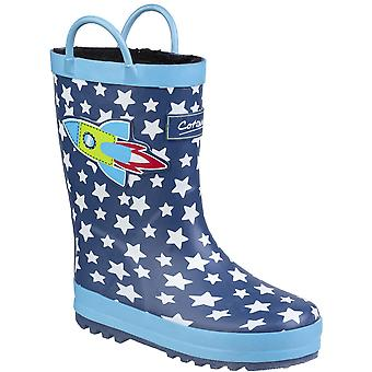 Cotswold Boys & Girls Sprinkle Mid Height Wellington Boots