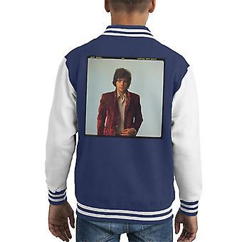 TV Times David Essex Portrait Kid's Varsity Jacket
