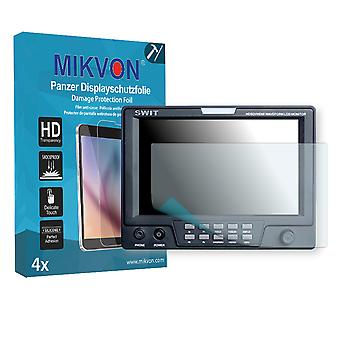 Blackmagic Swit M-1071F Screen Protector - Mikvon Armor Screen Protector (Retail Package with accessories)