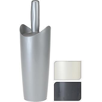Toiletborstel in houder