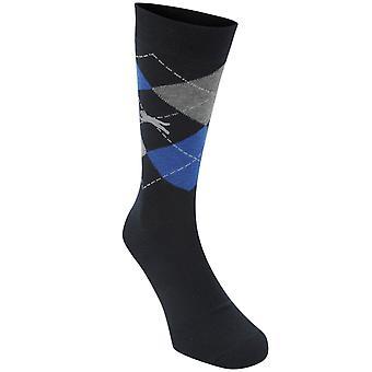 Slazenger Mens Argyle Golf Socks 3 Pack Print